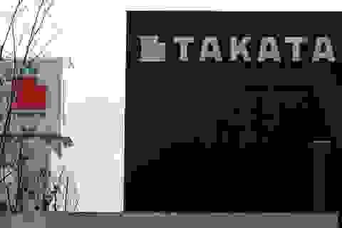 Nhật Bản triệu hồi thêm hơn một triệu xe do lỗi túi khí Takata