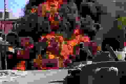 IS sắp bị đánh bật hoàn toàn khỏi thành phố chiến lược tại Iraq