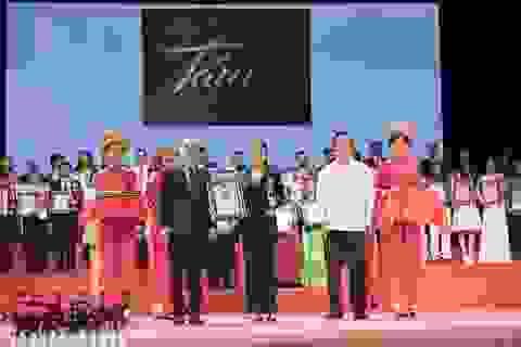 Tấm Beauty Clinic lọt vào Top 10 thương hiệu hàng đầu Việt Nam 2017 về làm đẹp