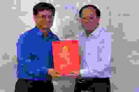 Bí thư Thành đoàn TPHCM làm Bí thư Quận ủy Thủ Đức