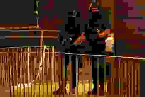 Nổ lớn tại nhà thi đấu Anh: Nghi phạm duy nhất đã chết tại hiện trường