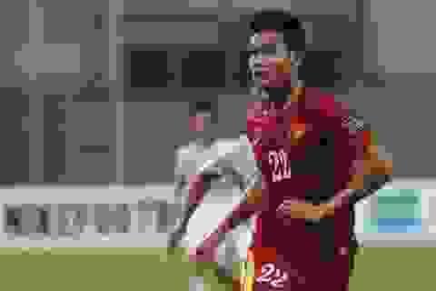 Thêm ngôi sao U20 Việt Nam lỡ hẹn với đội tuyển vì chấn thương