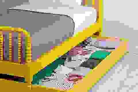 6 ý tưởng cất giữ đồ thông minh dưới gầm giường của bé