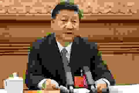"""""""Tư tưởng Tập Cận Bình"""" được đưa vào điều lệ đảng Trung Quốc"""