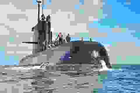 """7 thành viên """"bí ẩn"""" trên tàu ngầm Argentina mất tích"""