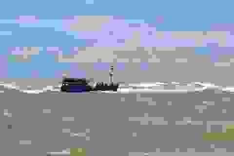 Tàu cá cùng 9 ngư dân yêu cầu được hỗ trợ khẩn cấp