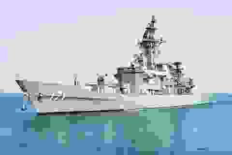 Ba tàu chiến Nhật Bản thăm Campuchia