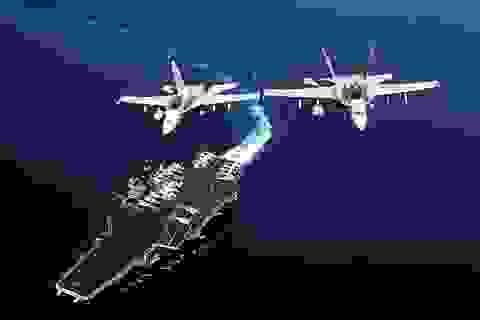 Hải quân Mỹ tăng cường năng lực cạnh tranh với Nga, Trung Quốc