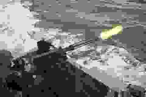 Hải quân Mỹ bắn cảnh cáo tàu Iran lần thứ hai trong tuần