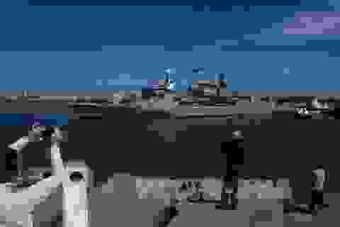 Đang tìm tàu ngầm Argentina mất tích ở độ sâu gần 1.000m