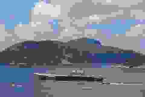Đài Loan nói tàu sân bay Trung Quốc đi vào vùng nhận diện phòng không