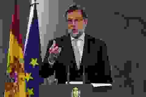 Tây Ban Nha ra tối hậu thư cho Catalonia