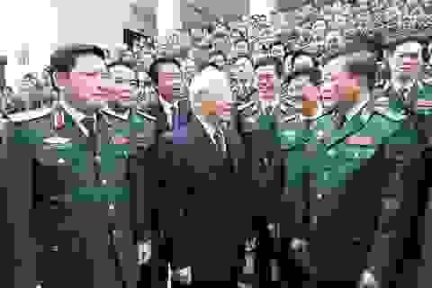 Tổng Bí thư: Bộ đội Biên phòng cần giữ vững vai trò nòng cốt trong bảo vệ chủ quyền, an ninh biên giới