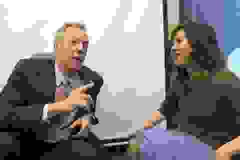 Đại sứ Ted Osius kể chuyện người Việt hiến máu cứu người Mỹ