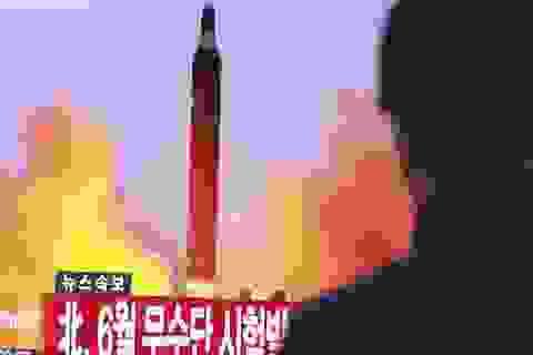 """Điểm """"bất thường"""" trong vụ thử tên lửa mạnh nhất từ trước đến nay của Triều Tiên"""