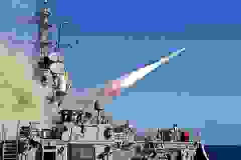 Nhà Trắng để ngỏ khả năng tiếp tục tấn công Syria