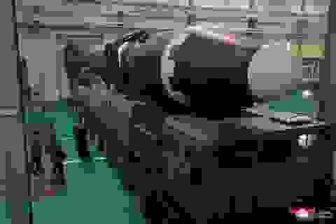 Thấy gì sau các bức ảnh chụp vụ phóng tên lửa mới nhất của Triều Tiên?