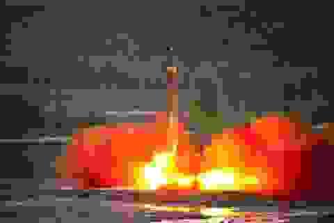 Bất chấp cảnh báo, Triều Tiên tiếp tục phóng tên lửa