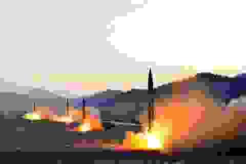 Mỹ thử nghiệm đánh chặn tên lửa đạn đạo liên lục địa lần đầu tiên