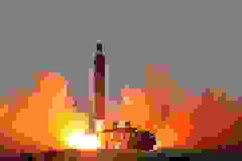 Triều Tiên sắp tham gia vào cuộc đua không gian?