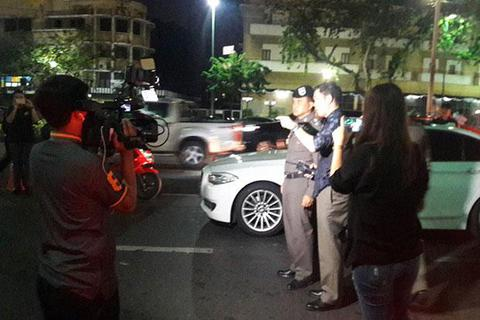 Nổ bom tại Thái Lan trước ngày hiến pháp mới có hiệu lực