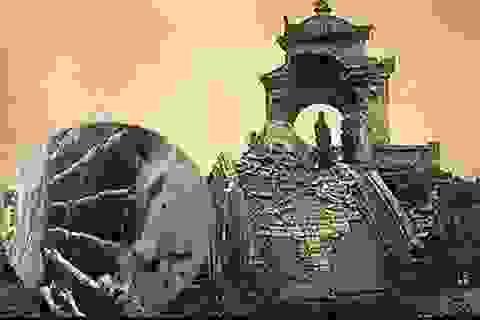 Thành cổ Nam Định hơn 200 năm tuổi đứng trước nguy cơ trở thành phế tích