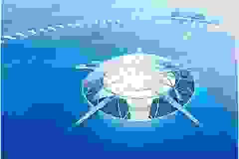 """Nhật Bản tiết lộ kế hoạch xây dựng thành phố """"không tưởng"""" dưới nước"""