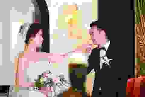 """Chi tiết """"Hợp đồng hôn nhân"""" hài hước của vợ chồng MC Thành Trung"""