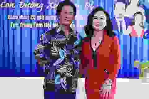 Danh ca Thanh Tuyền kể chuyện vợ Chế Linh nhờ quản chồng hộ