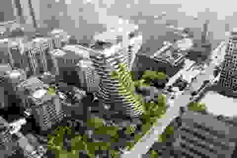 Cùng thăm quan tòa tháp xoáy hút khói sắp được mở cửa của Đài Loan