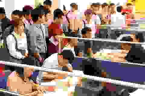 Sinh viên tốt nghiệp: Mất trung bình 7,3 tháng để tìm công việc ổn định