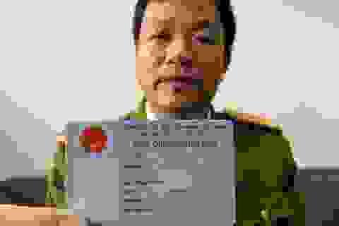 Bộ Công an công bố 21 thủ tục cấp, đổi thẻ Căn cước công dân