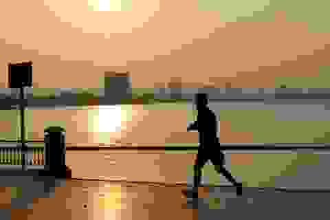 Muôn kiểu tập thể dục của người Hà Nội