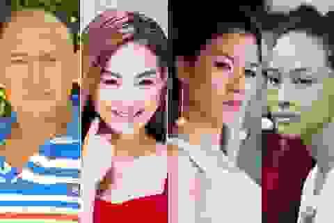 """Những scandal khiến showbiz Việt """"dậy sóng"""" trong năm qua (P1)"""