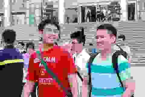 Hà Nội: Thí sinh thi lớp 10 chuyên kết thúc ngày thi thứ 2 với nhiều tâm trạng