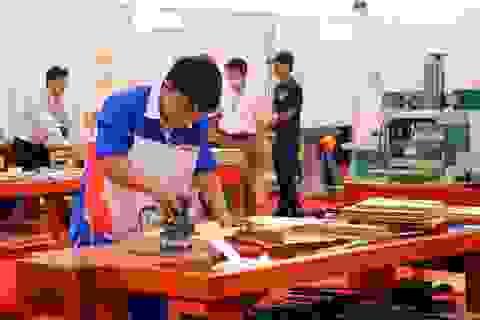 Việt Nam cử 13 thí sinh dự Kỳ thi tay nghề thế giới lần thứ 44