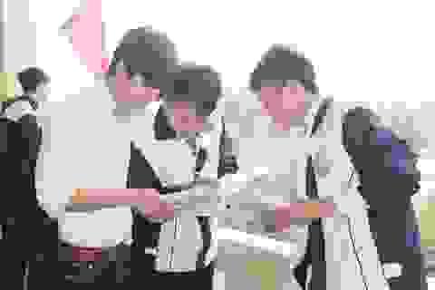 Kỳ thi THPT quốc gia 2017: Nghệ An tăng 13 phòng thi so với dự kiến
