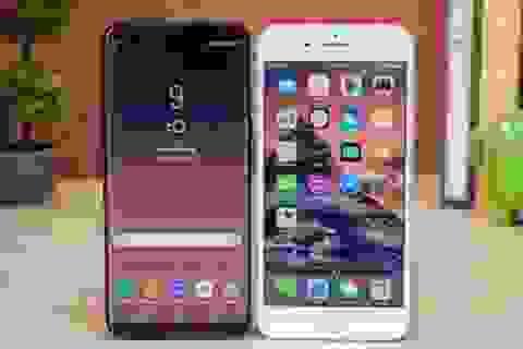 """Sụt giảm thị phần, Samsung và Apple vẫn tiếp tục """"thống trị"""" thị trường smartphone"""