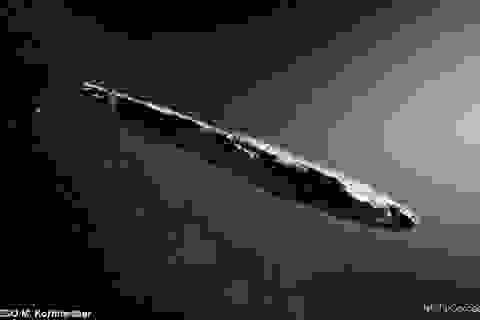 Phát hiện thiên thạch hình điếu xì gà du hành từ một hệ Mặt Trời khác