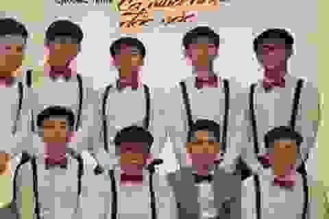 Thiệp cưới độc đáo lấy cảm hứng Sài Gòn những năm 50-60