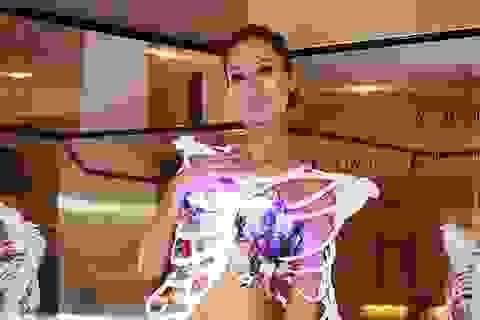 """Lễ hội """"Thời trang và công nghệ"""" mang công nghệ trình diễn mới nhất về Việt Nam"""