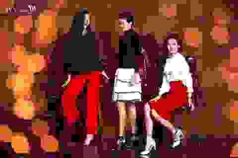 Cú huých chuyển mình của thời trang Việt