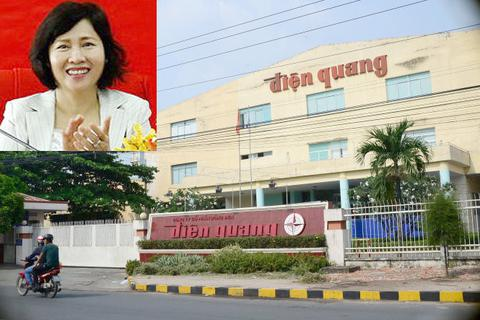 Sở hữu của nhà Thứ trưởng Thoa tại Bóng đèn Điện Quang đã bị che giấu