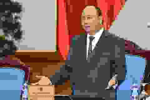 Thủ tướng: Để người dân đói nghèo, thu nhập thấp, uy tín đất nước không có