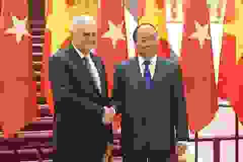 Thủ tướng Thổ Nhĩ Kỳ thăm Việt Nam là mốc lịch sử quan trọng