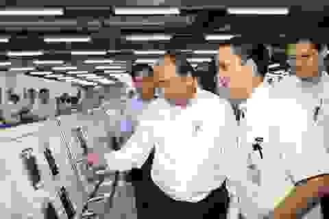 """Tỷ lệ nội địa hóa của Samsung Việt Nam đã """"quá bán""""!"""