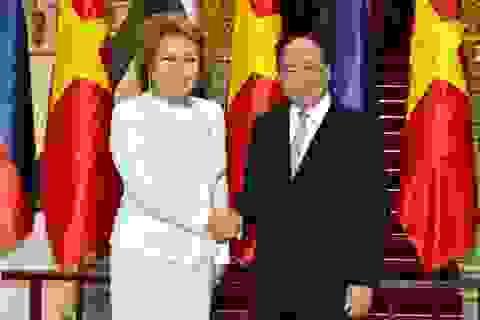 Thủ tướng: Ủng hộ Nga đầu tư làm tàu điện ngầm tại Việt Nam