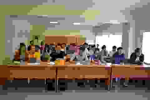 30 sinh viên Việt Nam hoàn thành khóa thực tập tại Nhà máy điện hạt nhân Novovoronezh ở Nga
