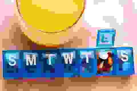 Nhân sâm, sữa ảnh hưởng xấu đến thuốc bạn uống