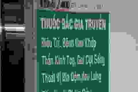 TP HCM: Phát hiện 1 phòng khám gia truyền hoạt động chui